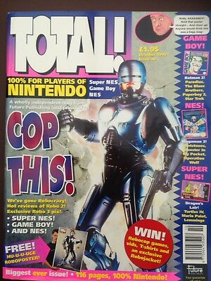 Total Nintendo Magazine Issue 10 October 1992