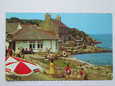 Old Postcard - Benllech Bay , Anglesey , North Wales .