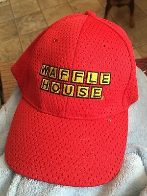 Waffle House Hat-Master Grill Operator