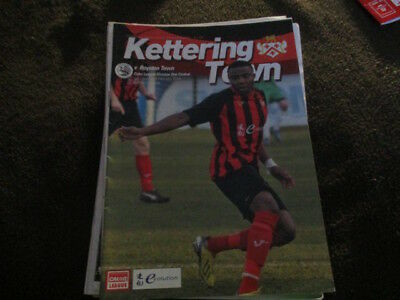 Kettering  Town  V  Royston  Town  2013-14