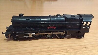 triang princess elizabeth black livery early 1950's model great runner
