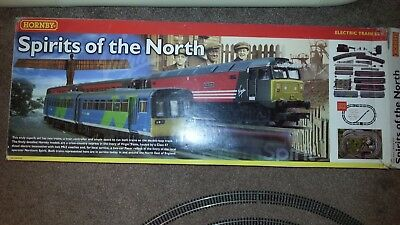 Hornby Railways - R1022 - Spirits Of The North Train Set