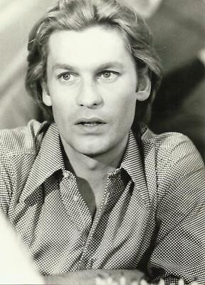 HELMUT BERGER (Ludwig II, The damned) photo 18x24 cm EGERIE LUCHINO VISCONTI