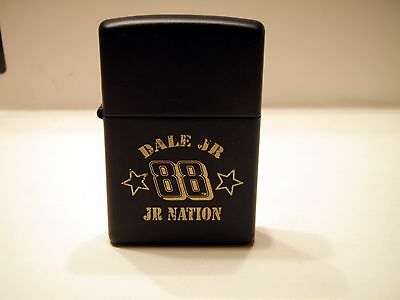 New without Box Dale Earnhardt Jr. Nation 88 Nascar Zippo 08