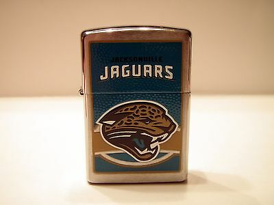 New without Box Jacksonville Jaguars NFL Football Zippo  09
