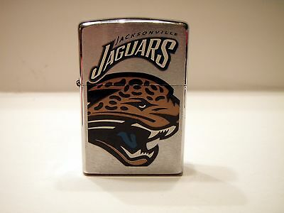 New without Box Jacksonville Jaguars NFL Football. Zippo 2000