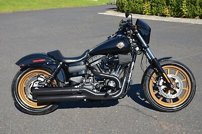 """2016 Harley-Davidson Dyna  2016 110"""" Harley Davidson Dyna Lowrider S FXDLS Only 2K Can't get these Anymore!"""