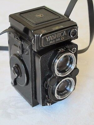 Yashica-Mat 124G TLR for parts or repair