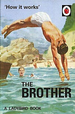 How it Works: The Brother (Ladybird for Grown-Ups) by Morris, Joel Book The
