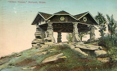 """Nahant, Mass, """"Witch House"""""""