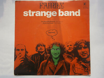 Family – Strange Band Label: Reprise Records – RS 27009