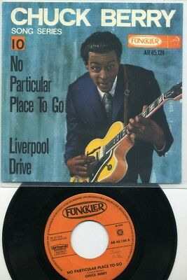 """7 -  CHUCK  BERRY  -  No Particular Place To Go -  FUNCKLER -  Rock`n Roll"