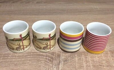 Joules Egg Cups X 4