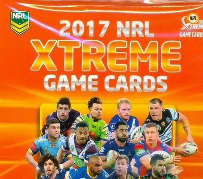 2017 NRL ESP Xtreme  Album only