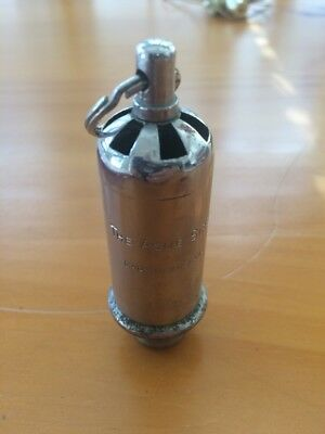 Vintage Acme Siren Whistle Made in England All Metal