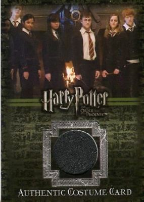 Harry Potter Order of Phoenix Cho Chang's Robe Costume Card C6 HP #068/585