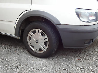 Ford Transit Sport St Wheel Arch Set Mk6 2000-20006 Easy Fit No Need To Paint