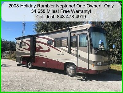 2008 Holiday Rambler ONE OWNER!! Neptune 35SBD Used
