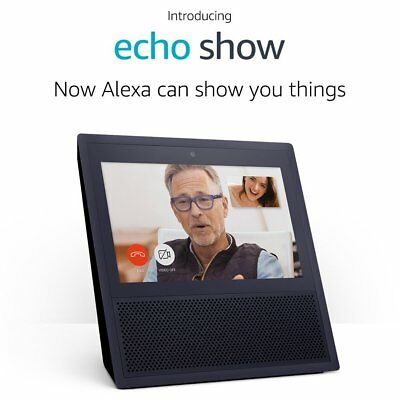 >>> Amazon Echo Show - Brand New And Sealed - New Groundbreaking 2017 Product