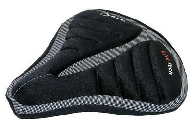 Velo Lite Tech Tour Anatomic Air Cool Gel Saddle Cover Wide Fit