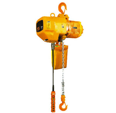 1 Ton Dual Speed Electric Chain Hoist