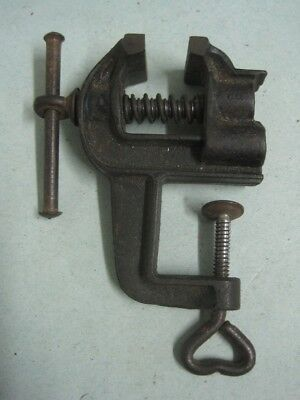 Antique table small clamp tool