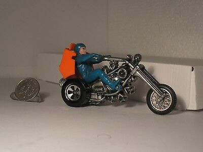 RRRumblers Motorcycle Trike Revolution Vintage Hot Wheels Rider Redline Era Bike