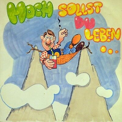 "7"" GEBURTSTAG Hoch sollst du leben / Happy Birthday To You..Gatefold Green Vinyl"