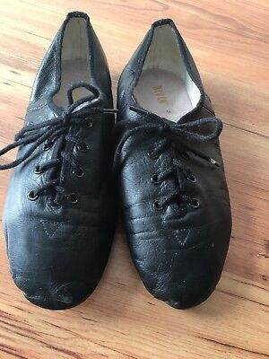 Bloch Jazz Shoes Size 6 In Good Condition