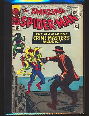 Amazing Spider-Man # 26 VG Cond.