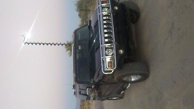 2004 Hummer H2  2004 hummer h2, 123k miles, runs and looks perfect