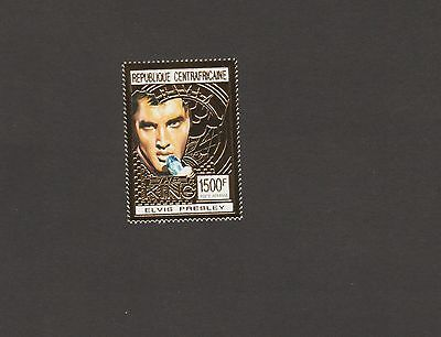 Central Africa 1001A MNH - Elvis Presley - Central African Republic