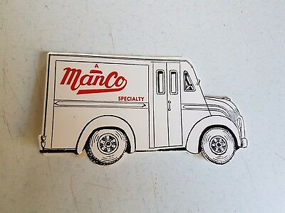 Vintage Sewing Needles Manco Dairy Advertising Vi-Co drink Travel Kit