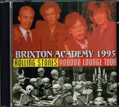 """The Rolling Stones """"Brixton Academy 1995"""" 2CD Like New!"""