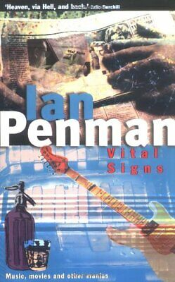 Vital Signs: Music, Movies and Other Manias by Penman, Ian Paperback Book The