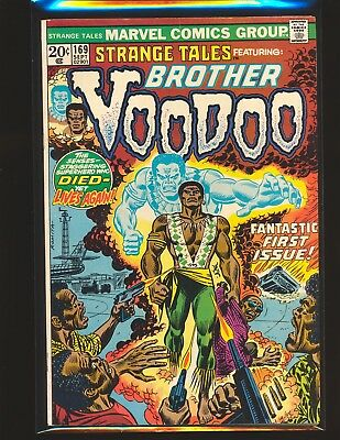Strange Tales # 169 - 1st Brother Voodoo VG Cond.
