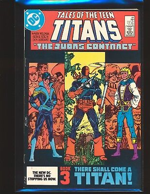 Tales of the Teen Titans # 44 - 1st Dick Grayson Nightwing VF Cond.