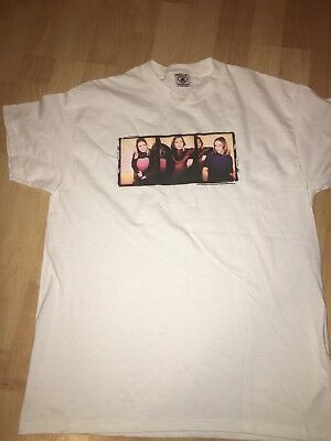 HANSON  vintage T shirt from the 90's White