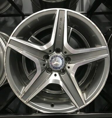 18 Inch Genuine Mercedes C63 Amg Wheels