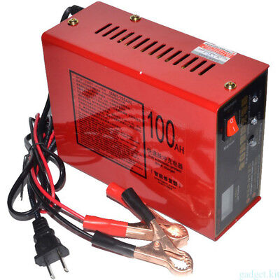 22oV To 12V/24V 140W Lead Acid Battery Charger Car Motorcycle Full Automatical*
