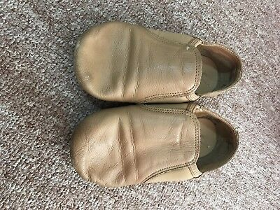 Girls / Toddler Leather Jazz Shoes Size 11