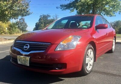 2008 Nissan Altima 2.5 S Nissan Altima 2.5 S, Original Owner, Always Garaged