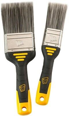 Paint Brush Set 1.5 And 2.5 Interior Water-based Painting Paintbrush (2-Pack)