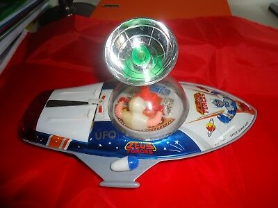 ZEUS battery operated space ship