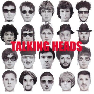 TALKING HEADS - The Best Of CD *NEW*