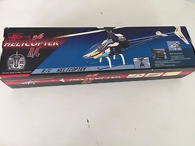 Walkera R/c Helicopter 36 Used For Parts