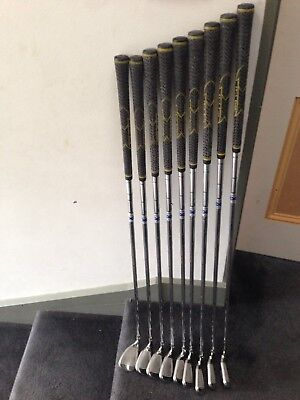Callaway X20 Golf Irons 3-SW (9 clubs)