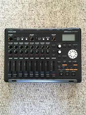Tascam DP-03 Digital Portastudio - Boxed, with instructions and power supply