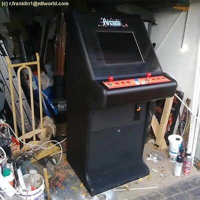 2 Player Full Size Arcade Machine 900 Games (God of Game)