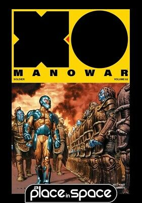 X-O Manowar (2017) Vol 02 General - Softcover